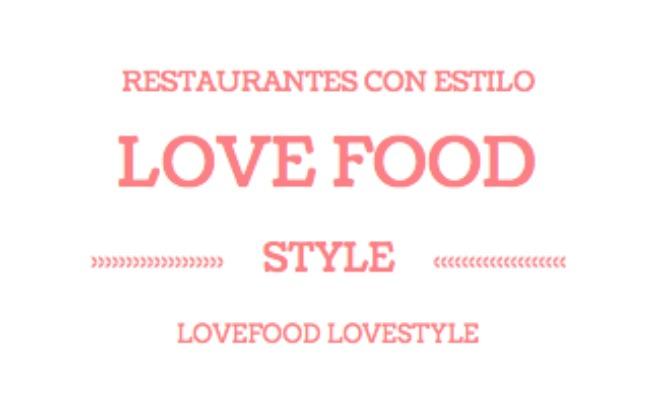 Restaurantes con estilo enMadrid