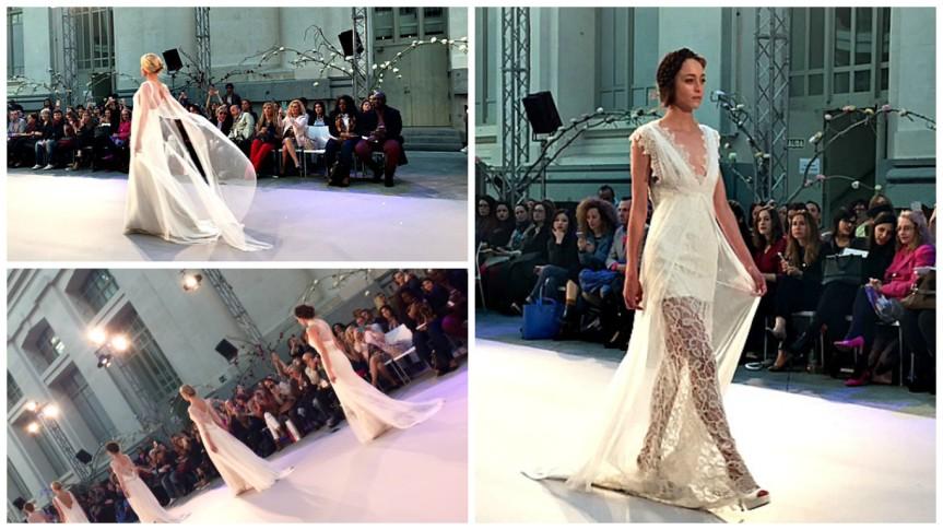 Moda para novias en Pasarela CosturaEspaña