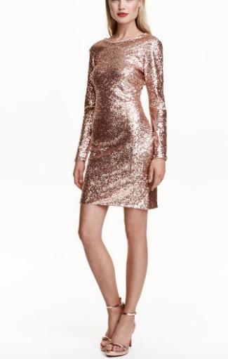Vestido de H&M